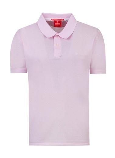 Damat Tişört Pembe